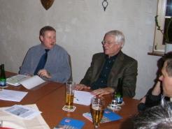 Andreas Steppuhn und Rolf Harder