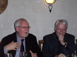 Ulrich Stockmann und Rolf Harder