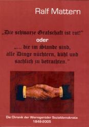 Die Chronik der Wernigeröder Sozialdemokratie (1848-2005)