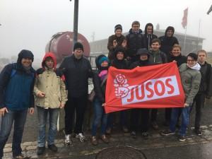 Brockenwanderung der Jusos Harz